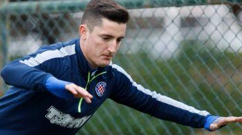 HAOS in Croatia! Colegii lui Steliano Filip, AGRESATI de suporteri! Un fotbalist a fost lovit!