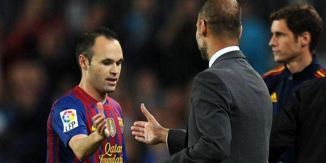 Guardiola vrea sa-l deturneze pe Iniesta din China! Doua variante surpriza pentru mijlocasul Barcei!