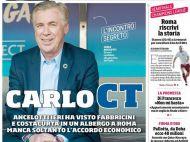 Italia si-a gasit selectioner! Carlo Ancelotti, chemat pentru RECONSTRUCTIA nationalei
