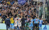 Nu a durat mult! Ce tatuaj si-a facut un fan al lui Napoli dupa victoria cu Juventus! FOTO