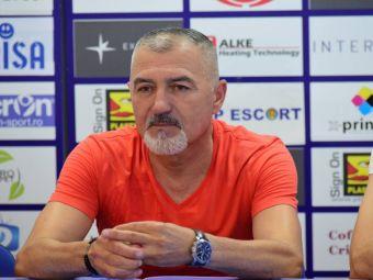 Interviu EXCLUSIV Grigoras:  Ii urez succes lui Mutu. Sa aiba rezultate, ca rezultatele te tin