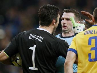 """Arbitrul Oliver, despre decizia de la Juve - Real: """"Ce zile am trait eu dupa meci!"""" Englezii l-au premiat cu finala FA Cup"""