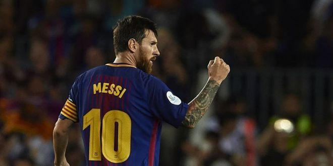 Chiar e extraterestu!  :) Internetul a luat-o razna dupa ultima fotografie postata de Messi! Detaliul pe care putini l-au observat