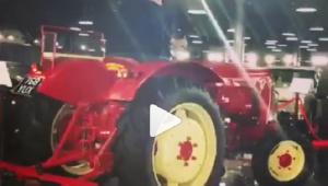 Incredibil! Cati bani a platit Tiriac pentru acest tractor de colectie, facut de Porsche