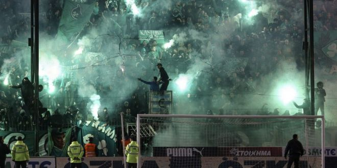 Inca o lovitura pentru fotbalul din Grecia! Cel mai titrat club, EXCLUS de UEFA timp de 3 ani din cupele europene!