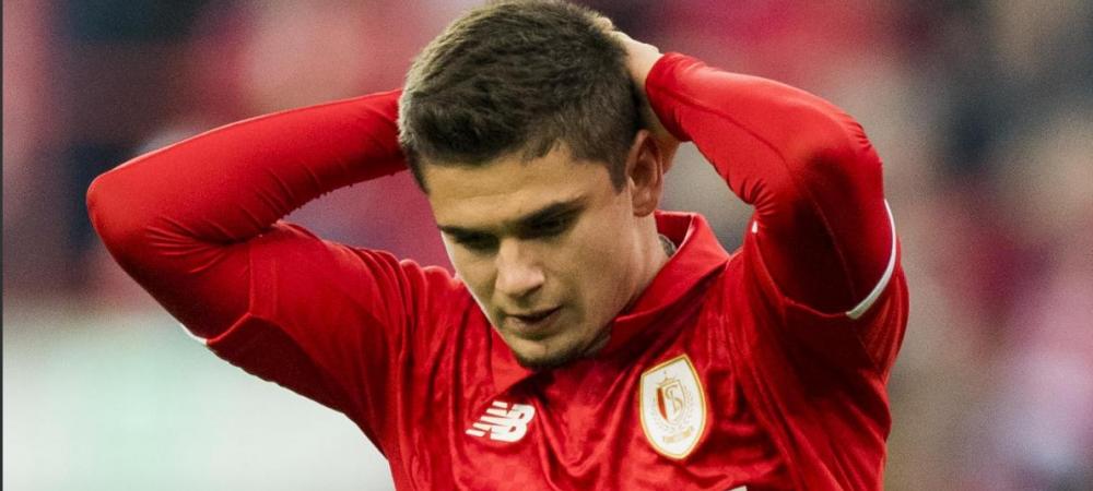 BREAKING NEWS: OFICIAL: o semifinalista de Champions League a facut oferta pentru Razvan Marin! Raspunsul lui Standard