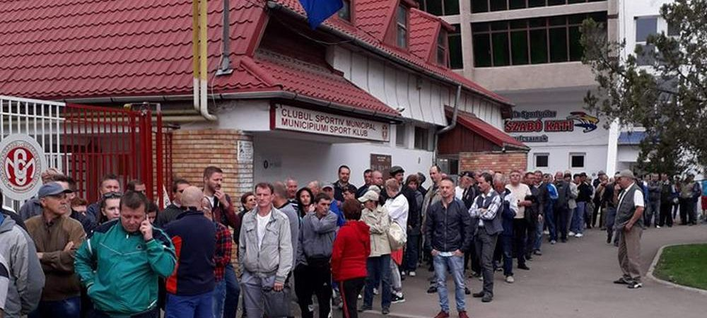Scandal din cauza biletelor la meciul Sepsi OSK-Dinamo; Sute de bilete luate de angajatii clubului