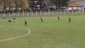 GOL de CHAMPIONS LEAGUE in liga a 4-a din Romania! Cum a marcat un jucator de la 45 de metri