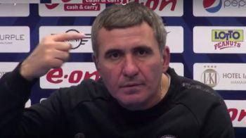 """Hagi a RABUFNIT in urma declaratiilor lui Becali: """"Aici antrenorul face echipa, nu suntem la Steaua!"""""""
