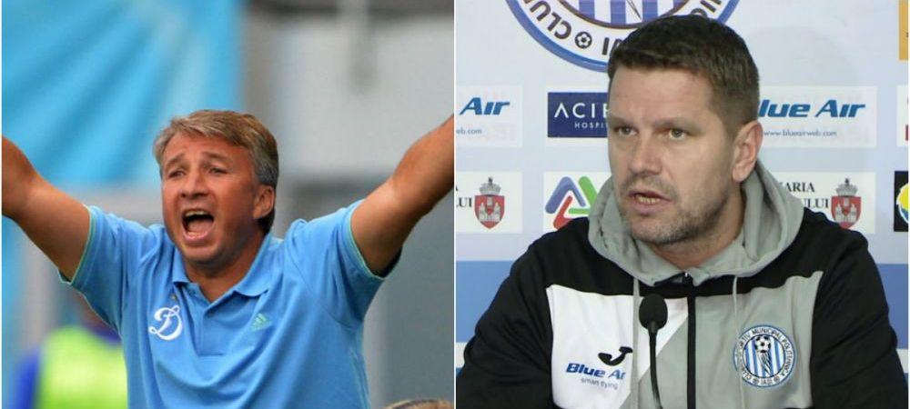 """Stoican, mesaj direct pentru Petrescu, dupa ce antrenorul CFR-ului a acuzat Iasiul ca """"s-a bucurat prea tare pentru egal"""""""