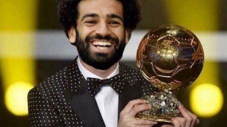 BOMBA: Salah, noul favorit la Balonul de Aur! Cum arata cotele dupa  Nebunia lui Salah , din meciul cu Roma