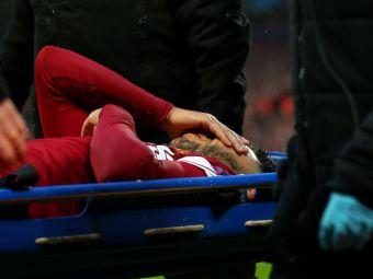 ULTIMA ORA | Veste groaznica pentru un jucator de la Liverpool: rateaza finala UCL si Mondialul din Rusia, dupa accidentarea de aseara