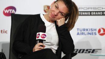Aparitie fabuloasa! Cum a imbracat-o Nike pe Simona Halep la Stuttgart: FOTO