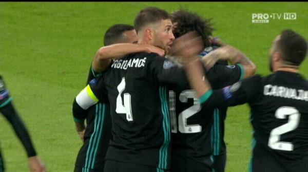 Golul lui Marcelo