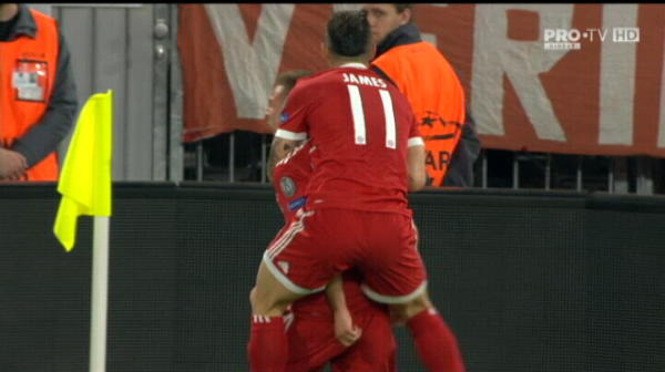 Rezumatul meciului Bayern Munchen - Real Madrid