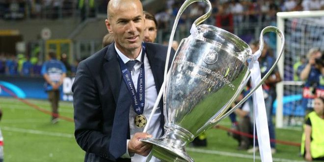 A fost incredibil! . Zidane, fermecat de prestatia unui jucator, cu Bayern