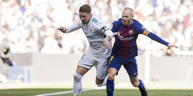 Declaratie controversata a lui Sergio Ramos despre un mare rival de la Barca:  Daca pe Iniesta il chema Andresinho, castiga sigur Balonul de Aur!