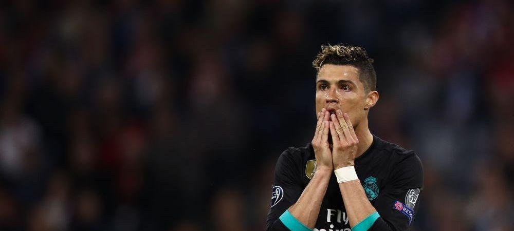 Statistica socanta a lui Cristiano Ronaldo contra lui Bayern! Starul Realului n-a existat pe teren, dar tot a batut un record ISTORIC in UEFA Champions League