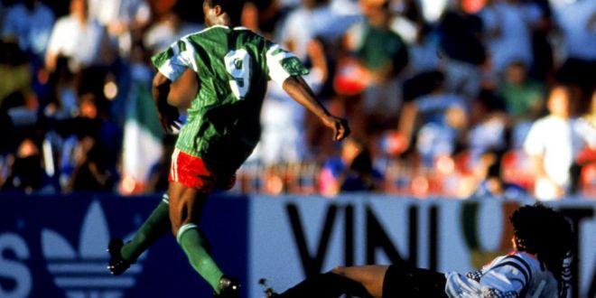 Nici macar Pele, Maradona sau Messi nu au reusit asta!  Faza de la Campionatul Mondial care a schimbat fotbalul