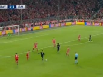 Sigur a tras Ronaldo?! Executia RUSINOASA din meciul cu Bayern! Ce se intampla dupa acest sut