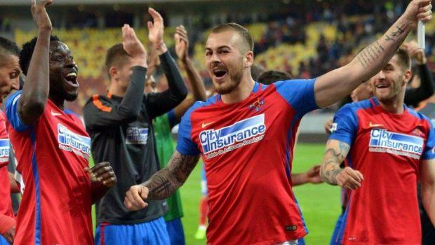PLEACA LA PACHET?! Alibec si Budescu, out de la Steaua in vara? Ce spune selectionerul Contra