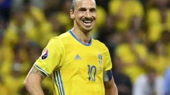 Reactia OFICIALA a Federatiei Suedeze: situatia lui Ibrahimovic a fost lamurita! Zlatan vede Mondialul de la televizor