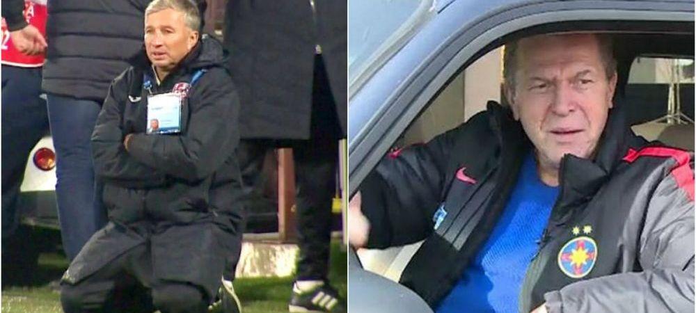 """""""Sumudica macar era simpatic! Antrenorul Petrescu nu-mi place deloc"""". Stelistii il inteapa din nou pe antrenorul CFR-ului inaintea derby-ului"""