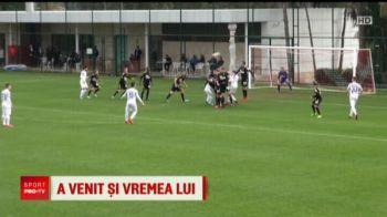 """Contra pregateste debutul lui Ianis la nationala! Cand poate juca fiul """"Regelui"""" primul sau meci pentru Romania"""
