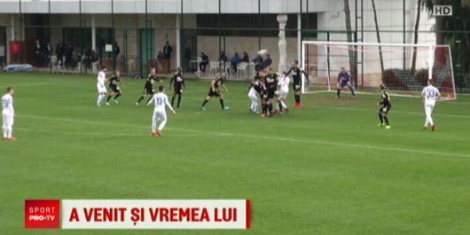 Contra pregateste debutul lui Ianis la nationala! Cand poate juca fiul  Regelui  primul sau meci pentru Romania