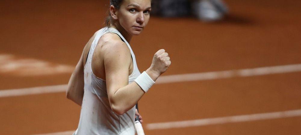 De nerecunoscut! Simona Halep a pierdut categoric cu Coco Vandeweghe in sferturi la Stuttgart: 4-6, 1-6