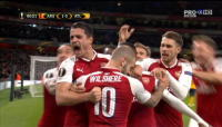 GOOOL Lacazette, in Arsenal - Atletico