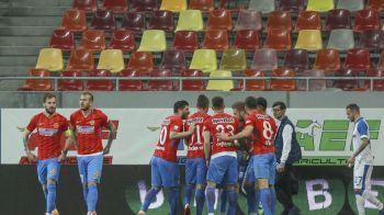 Mutarea facuta de FCSB chiar inaintea derby-ului cu CFR Cluj! Ce jucator va semna pe 3 ani cu liderul din Liga 1