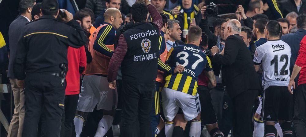 Anunt BOMBA facut de Besiktas! Ce decizie fara precedent au luat dupa ce s-a hotarat reluarea meciului cu Fenerbahce