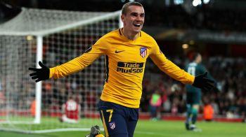"""Anuntul facut de Griezmann dupa golul care o poate duce pe Atletico in finala Europa League: """"Nu stiu daca raman!"""" Ce a spus la finalul meciului cu Arsenal"""