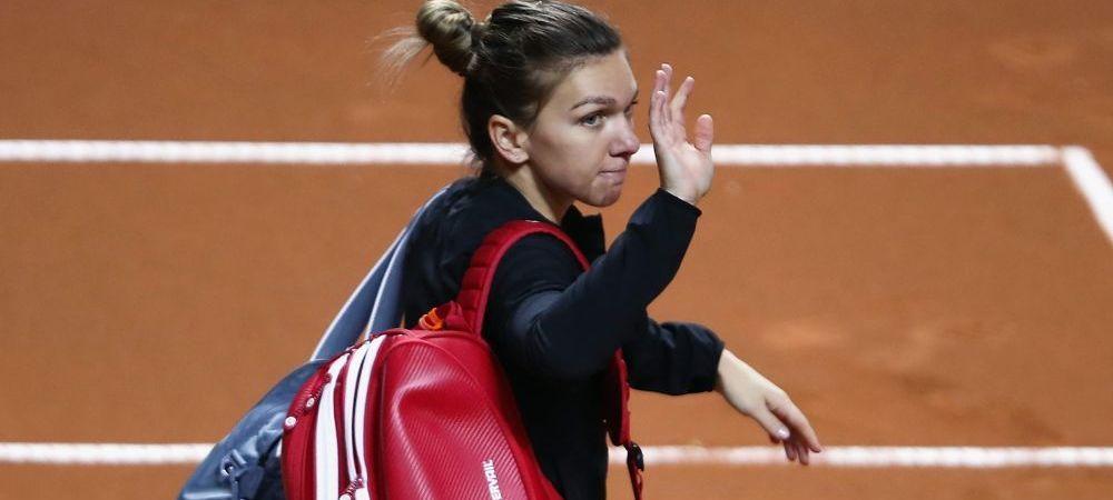 PUNCTE pierdute pentru Simona in clasamentul WTA! Prima reactie dupa infrangerea SOC de la Stuttgart