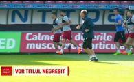 Visul ascuns al lui Petrescu: ARBITRUL sa decida derby-ul cu Steaua. Pentru CFR! :) Ce a declarat