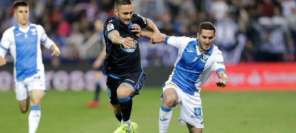 """Andone se pregateste sa plece de la Deportivo! Dezvaluirea facuta de Cosmin Contra: """"Sunt sigur ca va avea oferte!"""""""