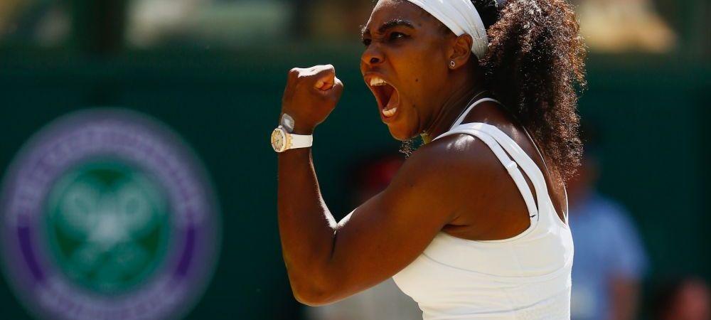 "Serena, in conflict cu Ion Tiriac: ""E o declaratie sexista! O sa vorbesc cu el!"" Declaratia care a enervat-o"