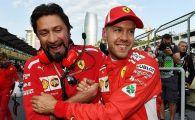 Vettel, al treilea pole position consecutiv in acest sezon! Cum arata grila de start in Azerbaidjan