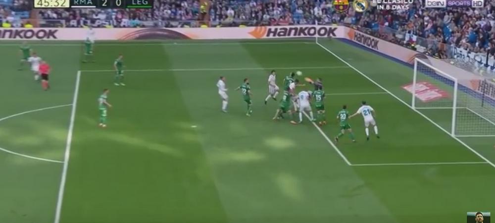Faza controversata in Spania! Real a marcat, arbitrul a anulat golul, apoi a revenit! VIDEO