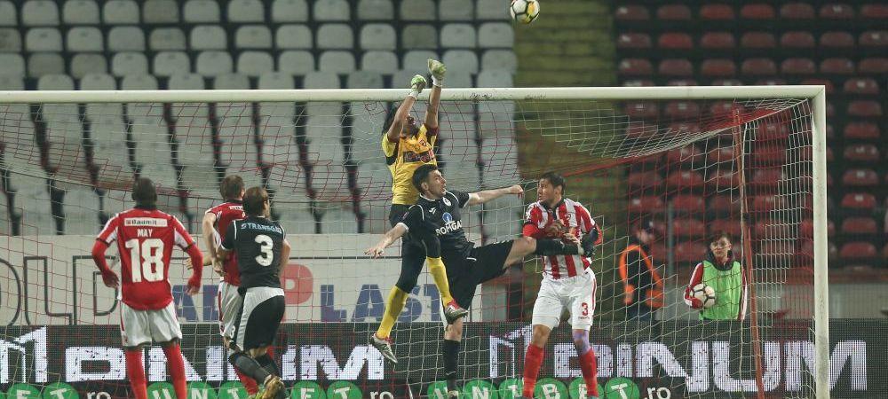 Gaz Metan 2-1 FC Botosani! Golul lui Rondon si reusita fantastica a lui Marius Constantin o duc pe Gaz Metan pe locul 3 in play-out