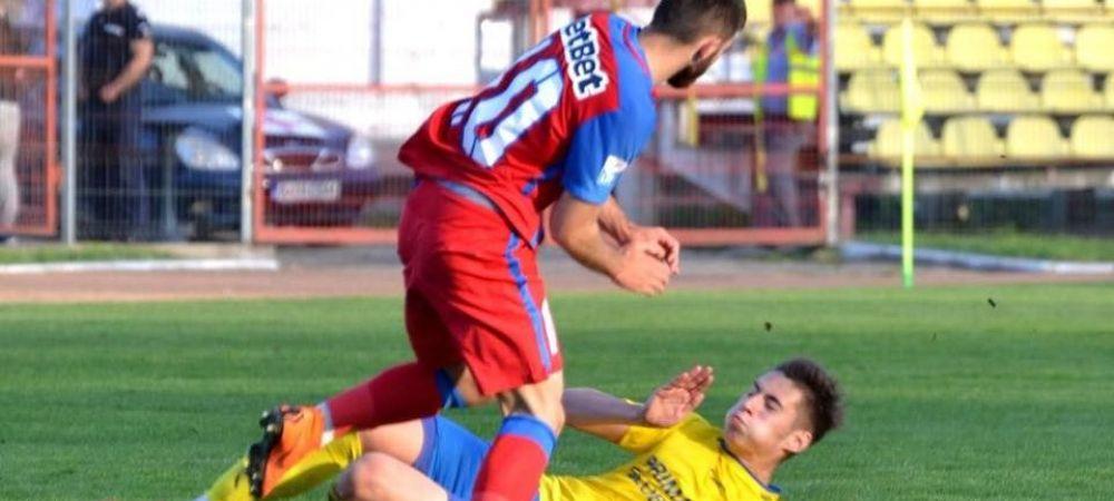 Lovitura teribila pentru Borcea in razboiul cu Becali! :)) Pustii Stelei au dat 5 goluri. Cum s-a terminat derby-ul din C