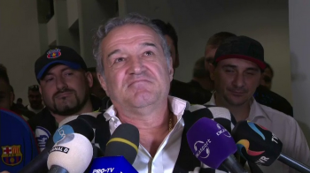"""Becali: """"70% suntem campioni! Kovacs e arbitru mare!"""" Mesaj pentru Budescu si Alibec dupa remiza de TITLU cu CFR!"""