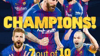 Man. United 2-1 Arsenal   Dezastru pentru Napoli in lupta pentru titlu cu Juve   Barca e CAMPIOANA, hattrick Messi! Deportivo a retrogradat