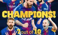 Man. United 2-1 Arsenal | Dezastru pentru Napoli in lupta pentru titlu cu Juve | Barca e CAMPIOANA, hattrick Messi! Deportivo a retrogradat