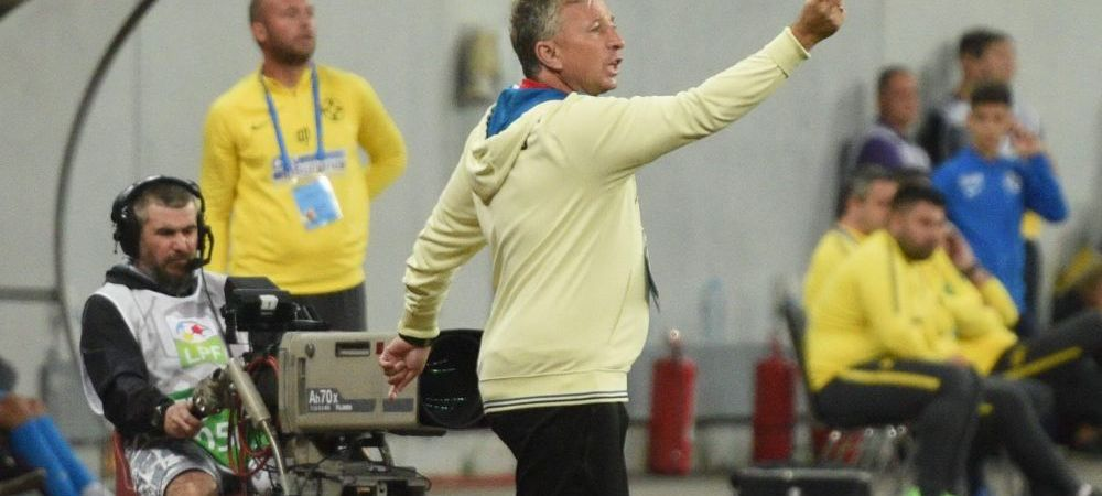 """Petrescu loveste in toate partile: """"Steaua se plimba prin campionat, maniera arbitrului a fost evidenta!"""" Ce sanse mai are CFR la campionat"""
