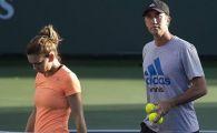 """""""Comentariul tau e STUPID!"""" Darren Cahill se implica in schimbul Serena - Tiriac! Replica acida a antrenorului"""