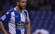 """""""Sincer, nu ma vad in Segunda!"""" S-a ales PRAFUL de cota lui Andone dupa retrogradare! Cu cat il vinde Deportivo"""