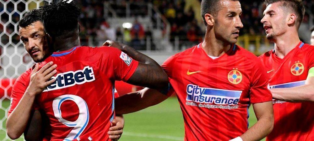 BUCURATI-VA DE HAOS! Cine ia titlul daca CFR si FCSB termina sezonul la egalitate de puncte