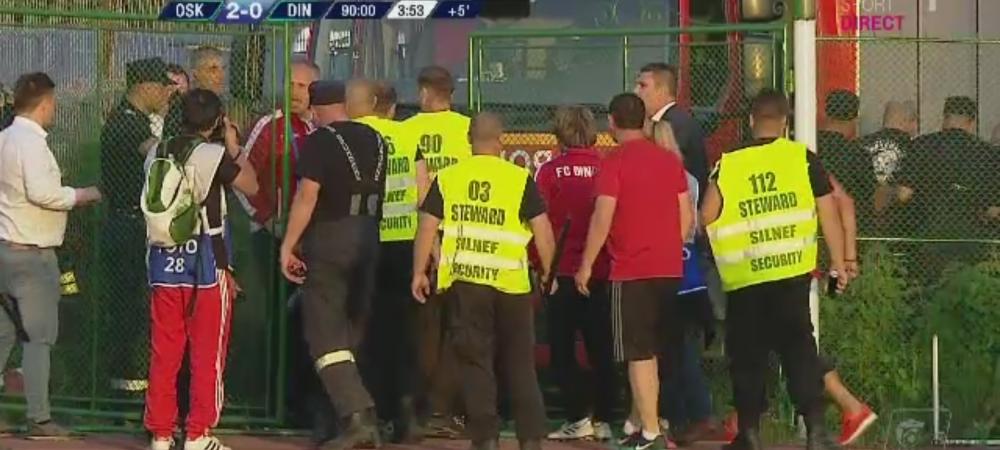 """""""Ne usturau ochii! Ce puteam sa facem? Trebuia sa jucam asa, cu gaz pe teren!"""" Dan Nistor dupa incidentele din meciul cu Sepsi"""